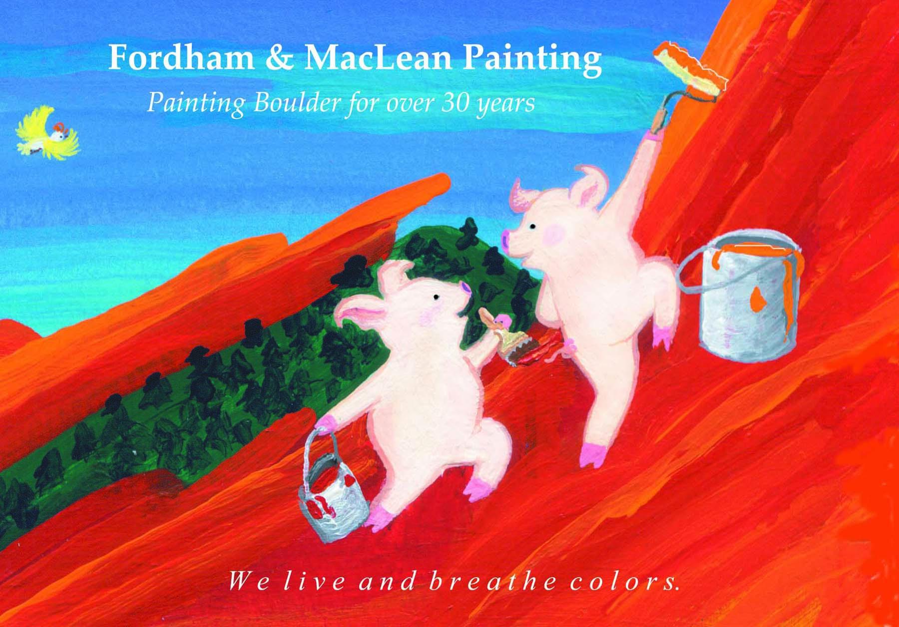 Boulder Painters