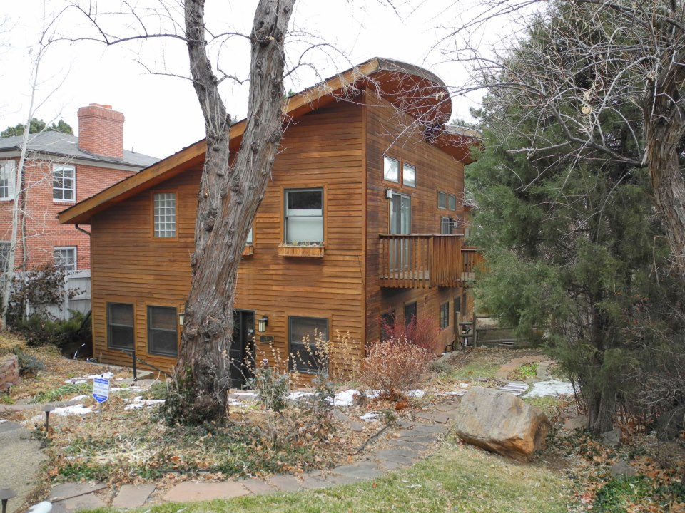 Exterior finishes for wood