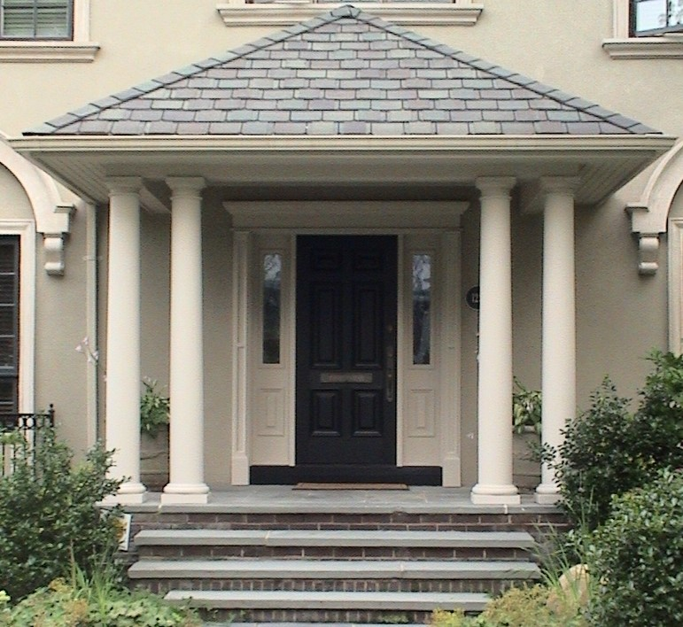 Spruce Up Your Curb Appeal With These Front Door And Entryway Paint Tips