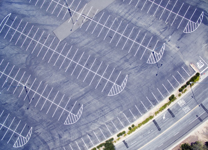 Four Reasons to Invest in Parking Lot Striping