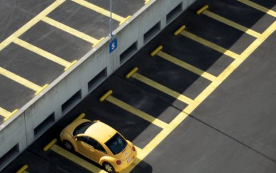 Parking Lot Striping: Here's What to Know