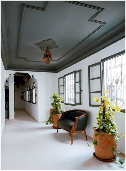 Novel Ideas for Painted Statement Ceilings